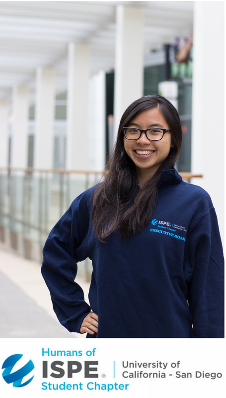 Humans of ISPE - ISPE UCSD Student Chapter